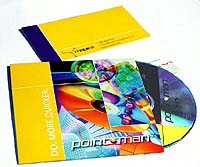 CD Rom Sleeve Packages. Ready in 14 days or less!